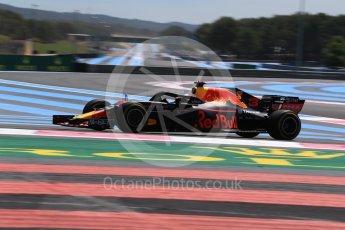 World © Octane Photographic Ltd. Formula 1 – French GP - Practice 1. Aston Martin Red Bull Racing TAG Heuer RB14 – Daniel Ricciardo. Circuit Paul Ricard, Le Castellet, France. Friday 22nd June 2018.
