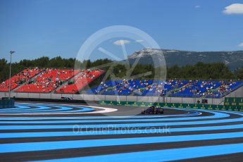 World © Octane Photographic Ltd. Formula 1 – French GP - Practice 1. Scuderia Toro Rosso STR13 – Pierre Gasly. Circuit Paul Ricard, Le Castellet, France. Friday 22nd June 2018.