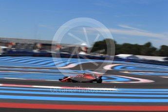 World © Octane Photographic Ltd. Formula 1 – French GP - Practice 1. Scuderia Ferrari SF71-H – Kimi Raikkonen. Circuit Paul Ricard, Le Castellet, France. Friday 22nd June 2018.