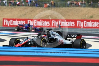 World © Octane Photographic Ltd. Formula 1 – French GP - Practice 2. Haas F1 Team VF-18 – Kevin Magnussen. Circuit Paul Ricard, Le Castellet, France. Friday 22nd June 2018.