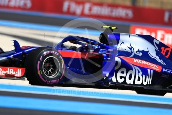 World © Octane Photographic Ltd. Formula 1 – French GP - Practice 2. Scuderia Toro Rosso STR13 – Pierre Gasly. Circuit Paul Ricard, Le Castellet, France. Friday 22nd June 2018.