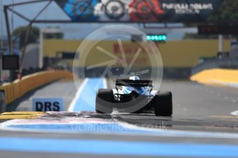 World © Octane Photographic Ltd. Formula 1 – French GP - Practice 2. Williams Martini Racing FW41 – Lance Stroll. Circuit Paul Ricard, Le Castellet, France. Friday 22nd June 2018.