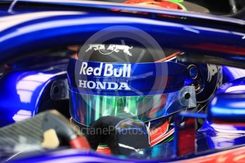 World © Octane Photographic Ltd. Formula 1 – French GP - Practice 3. Scuderia Toro Rosso STR13 – Brendon Hartley. Circuit Paul Ricard, Le Castellet, France. Saturday 23rd June 2018.