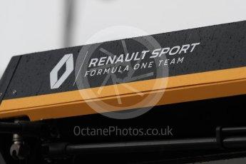 World © Octane Photographic Ltd. Formula 1 - French GP - Practice 3. Renault Sport Racing Formula 1 Team. Circuit Paul Ricard, Le Castellet, France. Saturday 23rd June 2018.