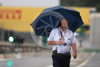 World © Octane Photographic Ltd. Formula 1 - French GP - Paddock. Jo Bauer