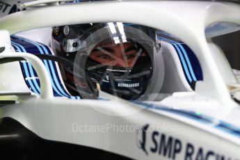 World © Octane Photographic Ltd. Formula 1 – French GP - Practice 3. Williams Martini Racing FW41 – Lance Stroll. Circuit Paul Ricard, Le Castellet, France. Saturday 23rd June 2018.
