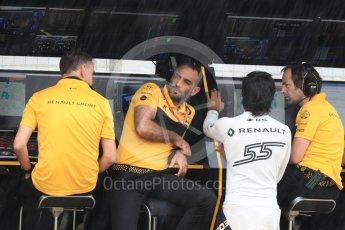 World © Octane Photographic Ltd. Formula 1 – French GP - Practice 3. Renault Sport F1 Team RS18 – Carlos Sainz. Circuit Paul Ricard, Le Castellet, France. Saturday 23rd June 2018.