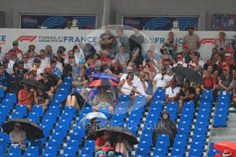 World © Octane Photographic Ltd. Formula 1 – French GP - Practice 3. Fans. Circuit Paul Ricard, Le Castellet, France. Saturday 23rd June 2018.