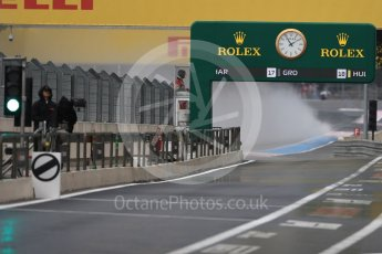 World © Octane Photographic Ltd. Formula 1 – French GP - Practice 3. Wet circuit. Circuit Paul Ricard, Le Castellet, France. Saturday 23rd June 2018.