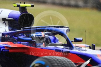 World © Octane Photographic Ltd. Formula 1 – French GP - Practice 3. Scuderia Toro Rosso STR13 – Pierre Gasly. Circuit Paul Ricard, Le Castellet, France. Saturday 23rd June 2018.