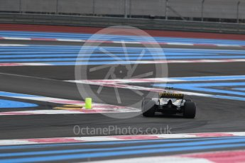 World © Octane Photographic Ltd. Formula 1 – French GP - Qualifying. Renault Sport F1 Team RS18 – Carlos Sainz. Circuit Paul Ricard, Le Castellet, France. Saturday 23rd June 2018.