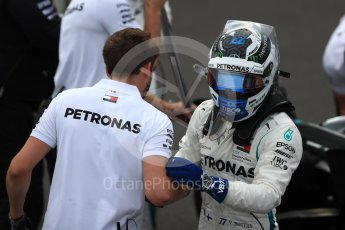 World © Octane Photographic Ltd. Formula 1 – French GP - Qualifying. Mercedes AMG Petronas Motorsport AMG F1 W09 EQ Power+ - Valtteri Bottas. Circuit Paul Ricard, Le Castellet, France. Saturday 23rd June 2018.