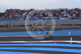 World © Octane Photographic Ltd. Formula 1 – French GP - Qualifying. British cyclist Adam Yates. Circuit Paul Ricard, Le Castellet, France. Saturday 23rd June 2018.