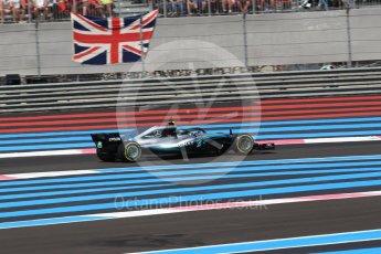 World © Octane Photographic Ltd. Formula 1 – French GP - Race. Mercedes AMG Petronas Motorsport AMG F1 W09 EQ Power+ - Valtteri Bottas. Circuit Paul Ricard, Le Castellet, France. Sunday 24th June 2018.