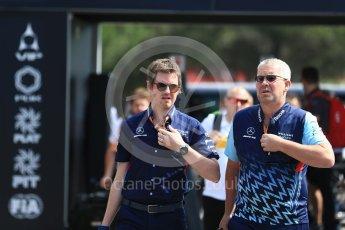 World © Octane Photographic Ltd. Formula 1 - French GP - Paddock. Rob Smedley – Head of Performance Engineering. Circuit Paul Ricard, Le Castellet, France. Sunday 24th June 2018.