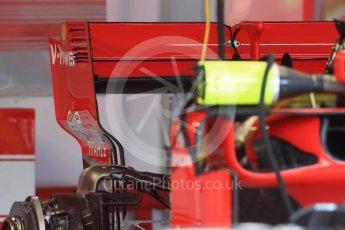 World © Octane Photographic Ltd. Formula 1 – French GP - Pit Lane. Scuderia Ferrari SF71-H. Circuit Paul Ricard, Le Castellet, France. Thursday 21st June 2018.