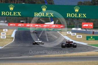 World © Octane Photographic Ltd. Formula 1 – German GP - Practice 2. Alfa Romeo Sauber F1 Team C37 – Marcus Ericsson. Hockenheimring, Baden-Wurttemberg, Germany. Friday 20th July 2018.