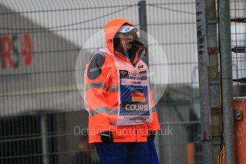 World © Octane Photographic Ltd. Formula 1 – German GP - Practice 3. Marshel. Hockenheimring, Baden-Wurttemberg, Germany. Saturday 21st July 2018.