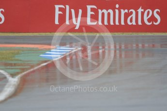 World © Octane Photographic Ltd. Formula 1 – German GP - Practice 3. Wet Circuit. Hockenheimring, Baden-Wurttemberg, Germany. Saturday 21st July 2018.