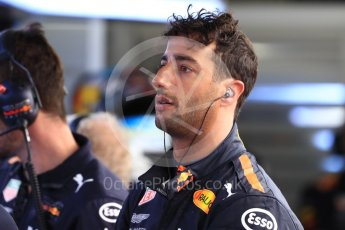 World © Octane Photographic Ltd. Formula 1 – German GP - Practice 3. Aston Martin Red Bull Racing TAG Heuer RB14 – Daniel Ricciardo. Hockenheimring, Baden-Wurttemberg, Germany. Saturday 21st July 2018.
