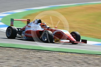 World © Octane Photographic Ltd. ADAC Formula 4 (F4). Prema Theodore Racing - Jack Doohan. Hockenheimring Practice, Baden-Wurttemberg, Germany. Thursday 19th July 2018.