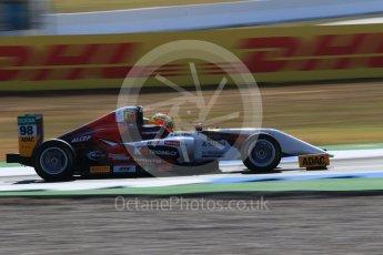 World © Octane Photographic Ltd. ADAC Formula 4 (F4). Vaclav Safar. Hockenheimring Practice, Baden-Wurttemberg, Germany. Thursday 19th July 2018.