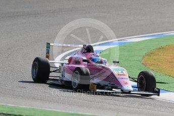 World © Octane Photographic Ltd. ADAC Formula 4 (F4). ADAC Berlin-Brandenburg e.V. - Amaury Cordeel. Hockenheimring Practice, Baden-Wurttemberg, Germany. Thursday 19th July 2018.