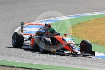 World © Octane Photographic Ltd. ADAC Formula 4 (F4). Van Amersfoort Racing - Joey Alders. Hockenheimring Practice, Baden-Wurttemberg, Germany. Thursday 19th July 2018.