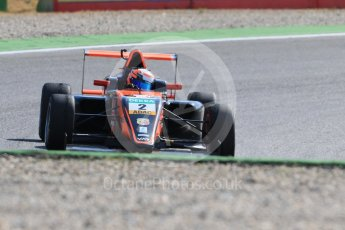 World © Octane Photographic Ltd. ADAC Formula 4 (F4). Van Amersfoort Racing - Frederick Vesti. Hockenheimring Practice, Baden-Wurttemberg, Germany. Thursday 19th July 2018.