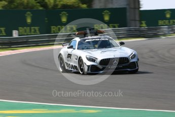 World © Octane Photographic Ltd. Formula 1 – Hungarian GP - Race. Safety car. Hungaroring, Budapest, Hungary. Sunday 29th July 2018.