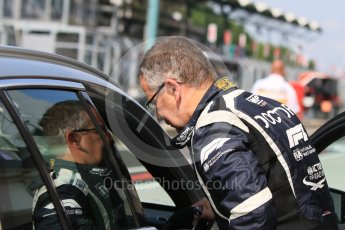 World © Octane Photographic Ltd. Formula 1 – Hungarian GP - Morning setup. Mercedes AMG C63s Medical car doctor Dr. Ian Roberts. Hungaroring, Budapest, Hungary. Saturday 28th July 2018.