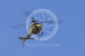 World © Octane Photographic Ltd. Formula 1 – Hungarian GP - Practice 2. Camera helicopter. Hungaroring, Budapest, Hungary. Friday 27th July 2018.