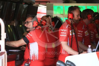 World © Octane Photographic Ltd. Formula 1 – Hungarian GP - Practice 2. Scuderia Ferrari. Hungaroring, Budapest, Hungary. Friday 27th July 2018.