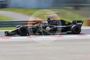 World © Octane Photographic Ltd. Formula 1 – Hungarian GP - Practice 3. Renault Sport F1 Team RS18 – Nico Hulkenberg. Hungaroring, Budapest, Hungary. Saturday 28th July 2018.