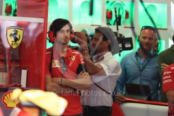 World © Octane Photographic Ltd. Formula 1 – Hungarian GP - Practice 3. Scuderia Ferrari – Antonio Giovinazzi. Hungaroring, Budapest, Hungary. Saturday 28th July 2018.