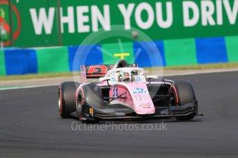 World © Octane Photographic Ltd. FIA Formula 2 (F2) – Hungarian GP - Qualifying. BWT Arden - Nirei Fukuzumi. Hungaroring, Budapest, Hungary. Friday 27th July 2018.