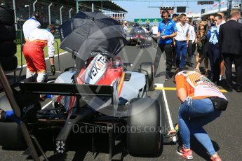 World © Octane Photographic Ltd. FIA Formula 2 (F2) – Hungarian GP - Race 2. Campos Vexatec Racing - Luca Ghiotto. Hungaroring, Budapest, Hungary. Sunday 29th July 2018.