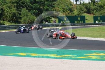 World © Octane Photographic Ltd. FIA Formula 2 (F2) – Hungarian GP - Race 2. Prema Powerteam - Nyck de Vries. Hungaroring, Budapest, Hungary. Sunday 29th July 2018.