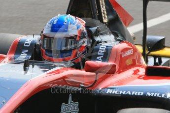 World © Octane Photographic Ltd. GP3 – Hungarian GP – Qualifying. ART Grand Prix – Jake Hughes. Hungaroring, Budapest, Hungary. Saturday 28th July 2018.