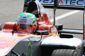 World © Octane Photographic Ltd. GP3 – Hungarian GP – Qualifying. Campos Racing – Leodardo Pulcini. Hungaroring, Budapest, Hungary. Saturday 28th July 2018.