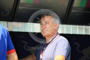World © Octane Photographic Ltd. GP3 – Hungarian GP – Race 2. Jean Alesi. Hungaroring, Budapest, Hungary. Sunday 29th July 2018.
