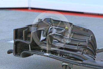 World © Octane Photographic Ltd. Formula 1 – Hungarian GP - Pitlane. Williams Martini Racing FW41. Hungaroring, Budapest, Hungary. Thursday 26th July 2018.