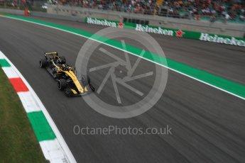 World © Octane Photographic Ltd. Formula 1 – Italian GP - Practice 2. Renault Sport F1 Team RS18 – Nico Hulkenberg. Autodromo Nazionale di Monza, Monza, Italy. Friday 31st August 2018.