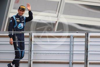 World © Octane Photographic Ltd. FIA Formula 2 (F2)  – Italian GP - Race 1. DAMS - Alexander Albon. Autodromo Nazionale di Monza, Monza, Italy. Saturday 1st September 2018