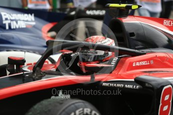 World © Octane Photographic Ltd. FIA Formula 2 (F2) – Italian GP - Race 2. ART Grand Prix - George Russell. Autodromo Nazionale di Monza, Monza, Italy. Sunday 2nd September 2018