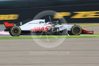 World © Octane Photographic Ltd. Formula 1 – Japanese GP - Practice 1. Haas F1 Team VF-18 – Romain Grosjean. Suzuka Circuit, Japan. Friday 5th October 2018.