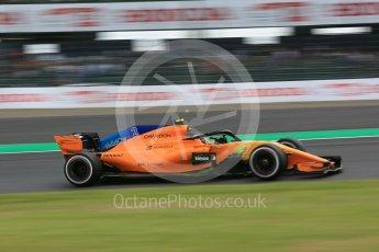 World © Octane Photographic Ltd. Formula 1 – Japanese GP - Practice 2. McLaren MCL33 – Stoffel Vandoorne. Suzuka Circuit, Japan. Friday 5th October 2018.