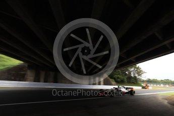 World © Octane Photographic Ltd. Formula 1 – Japanese GP - Practice 2. Haas F1 Team VF-18 – Kevin Magnussen. Suzuka Circuit, Japan. Friday 5th October 2018.