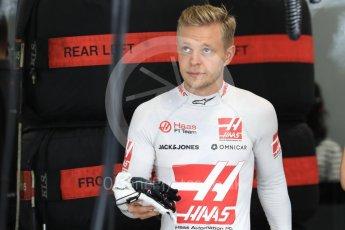 World © Octane Photographic Ltd. Formula 1 – Japanese GP - Practice 3. Haas F1 Team VF-18 – Kevin Magnussen. Suzuka Circuit, Japan. Saturday 6th October 2018.