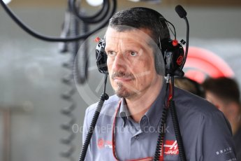 World © Octane Photographic Ltd. Formula 1 - Japanese GP - Practice 3. Guenther Steiner  - Team Principal of Haas F1 Team. Suzuka Circuit, Japan. Saturday 6th October 2018.